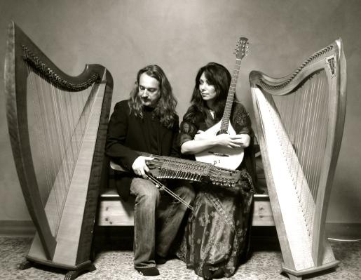 Aryeh and Lisa. (hi-res)
