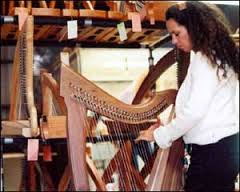 About harps – Lisa Lynne Music