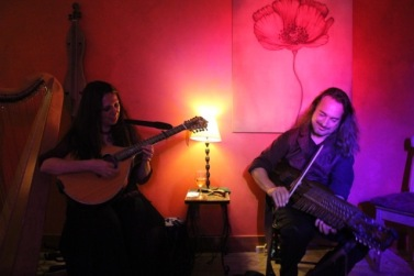 West Coast Concerts are Lisa Lynne & Aryeh Frankfurter