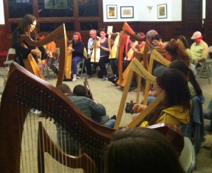 Lisa & Harps