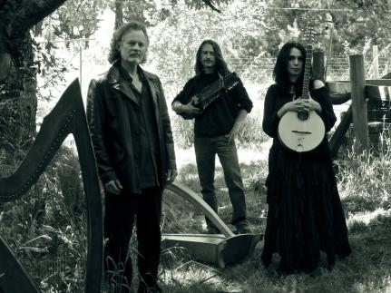 Legends of the Celtic Harp. (hi-res)